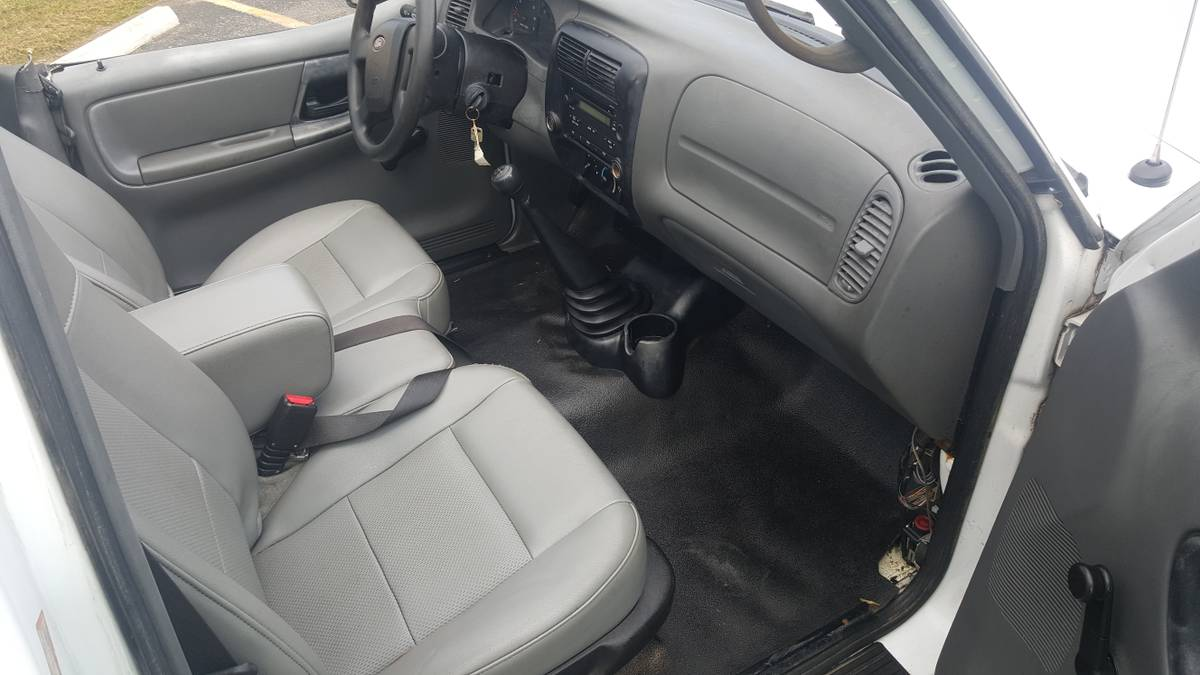 ford ranger  u0026quot cabriolet u0026quot  shows up on ebay