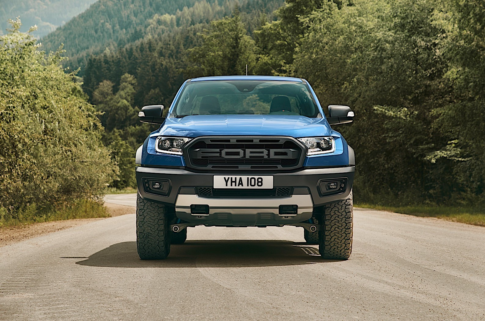 Horizon Auto Sales >> Ford Ranger Raptor Debuts in Europe at Gamescom, Sales Start in 2019 - autoevolution