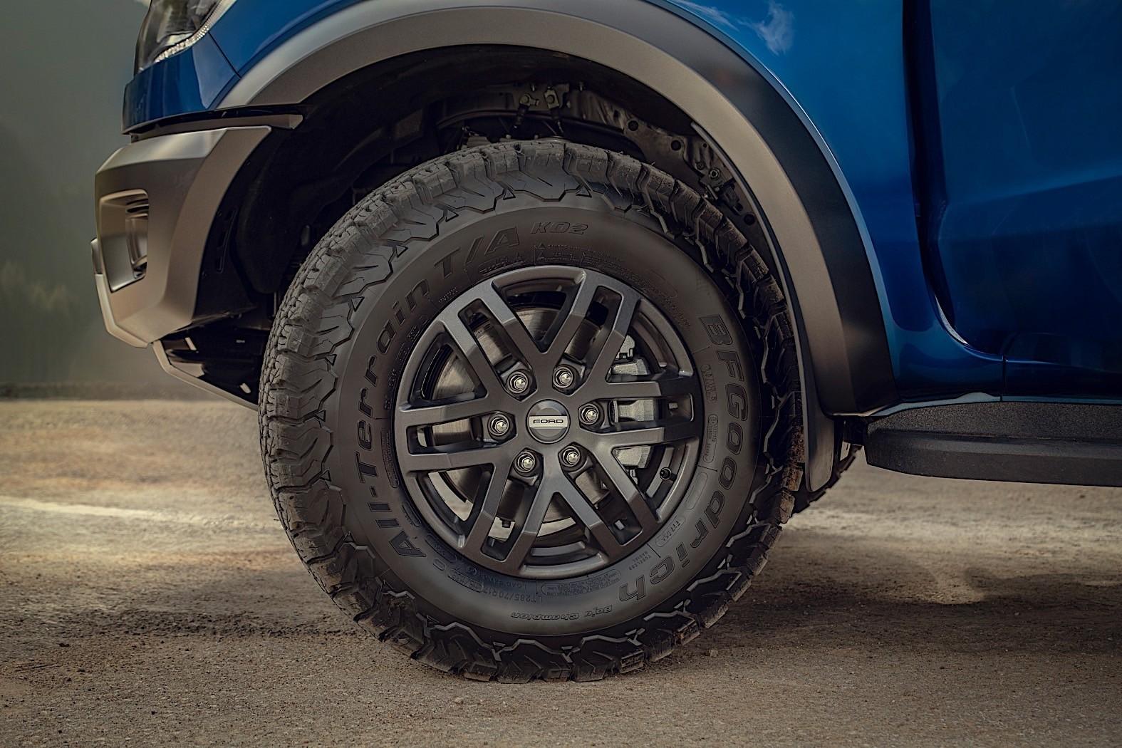 Ford Ranger Raptor Debuts in Europe at Gamescom, Sales ...