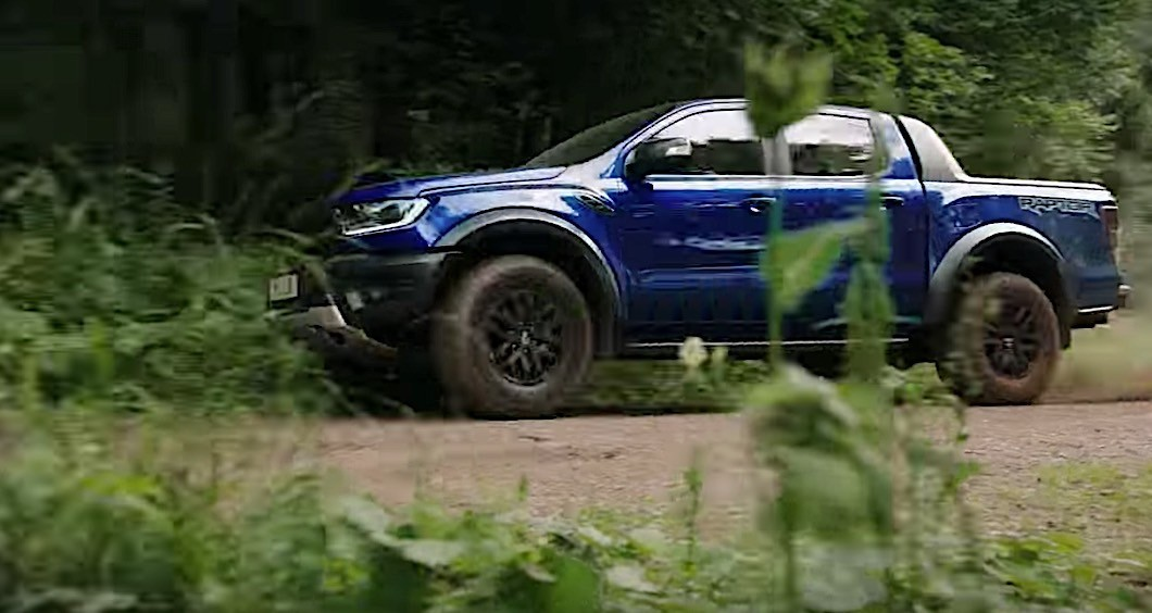 Ford Ranger Raptor Debuts in Europe at Gamescom, Sales Start
