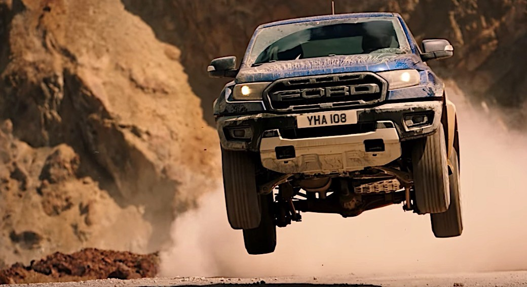Ford Ranger Raptor Debuts in Europe at Gamescom, Sales Start in 2019 - autoevolution