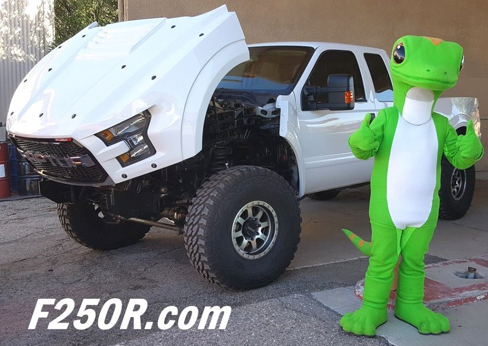 The Ford Super Duty Raptor Conversion We All Want Might Actually Become A Thing