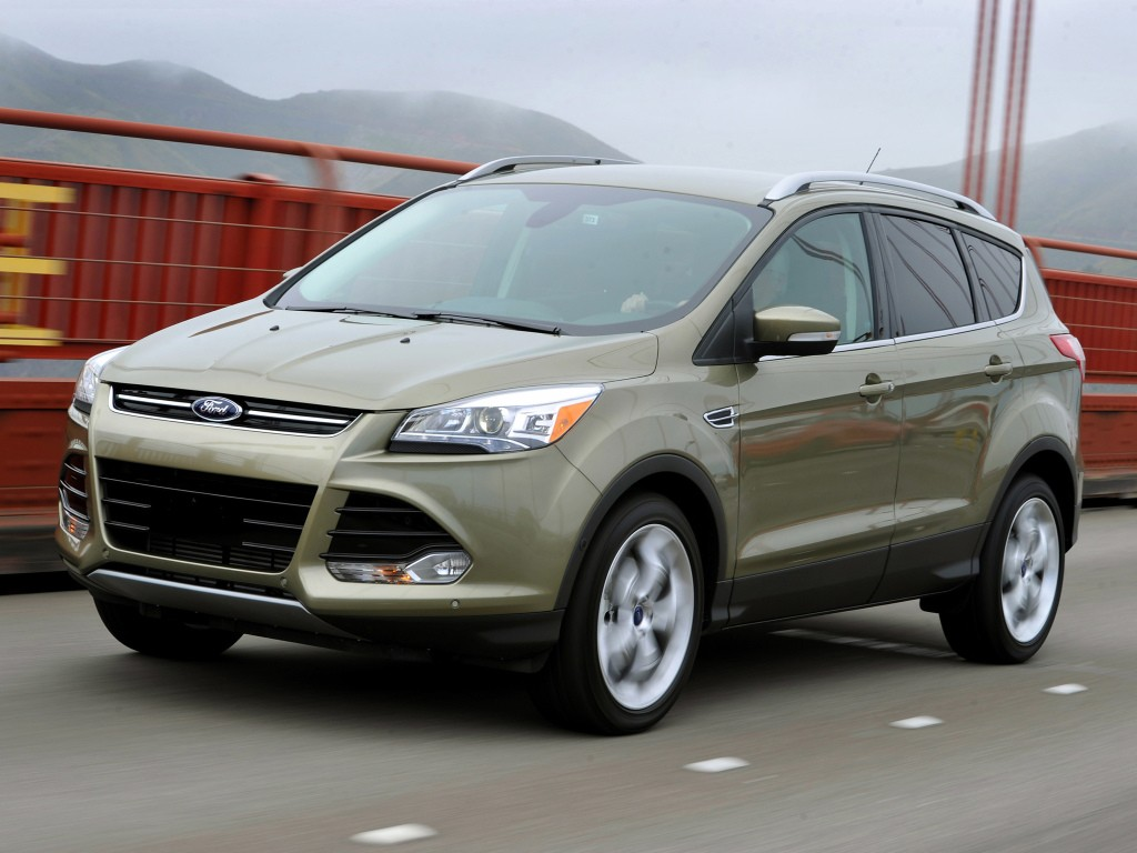 Ford Recalls Transit, Escape, Police Interceptor Utility In North America - autoevolution