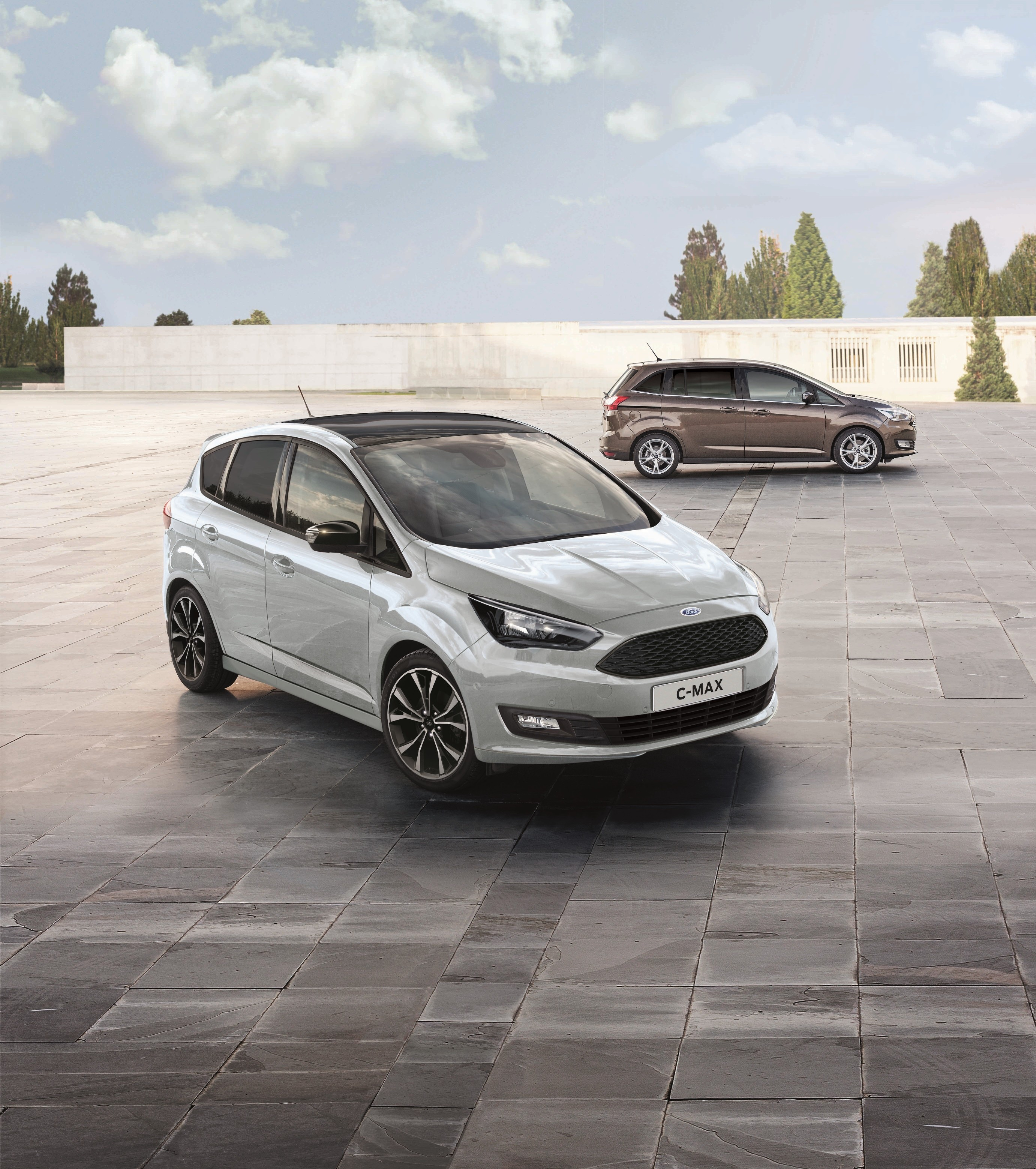 ford reminds us the c max still exists with new sport model autoevolution. Black Bedroom Furniture Sets. Home Design Ideas