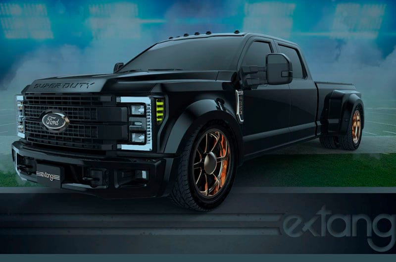 Ford Reveals 2019 Ranger Concept Trucks At SEMA Show - autoevolution