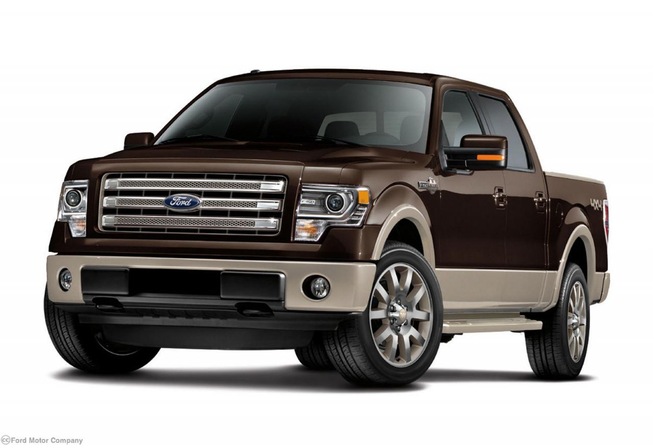 ford reveals f 150 king ranch special edition autoevolution. Black Bedroom Furniture Sets. Home Design Ideas
