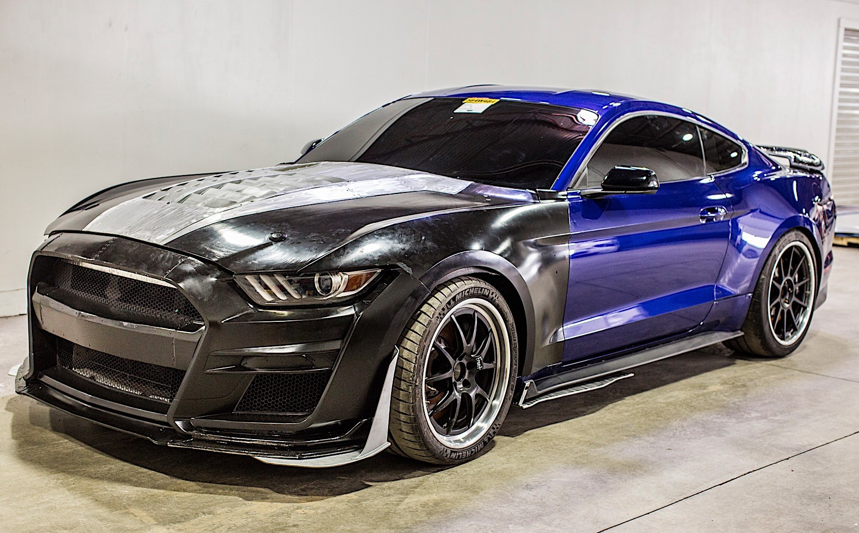 ford reveals how it shaped the 2020 mustang shelby gt500