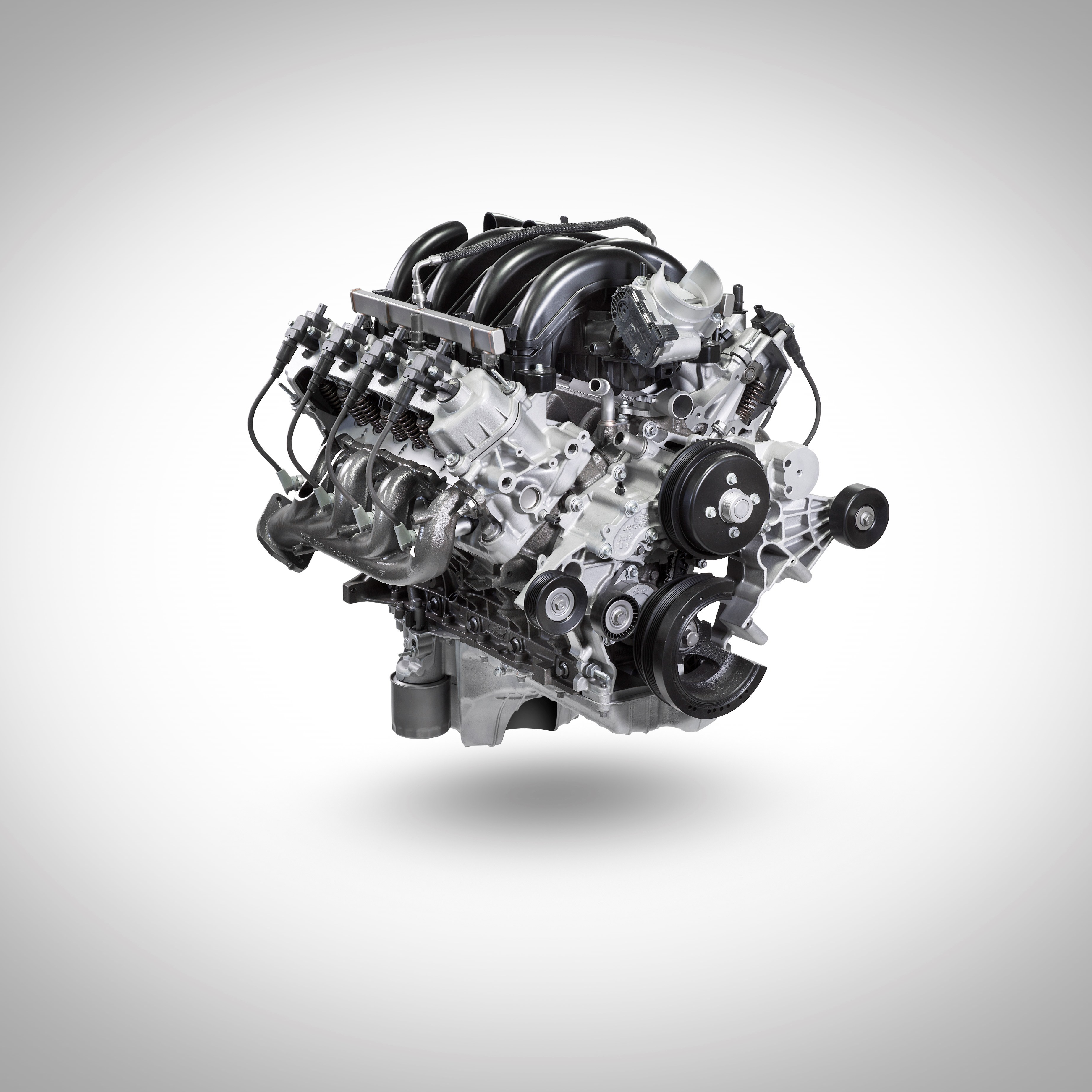 Ford Super Duty Truck Gets New Engine Option!
