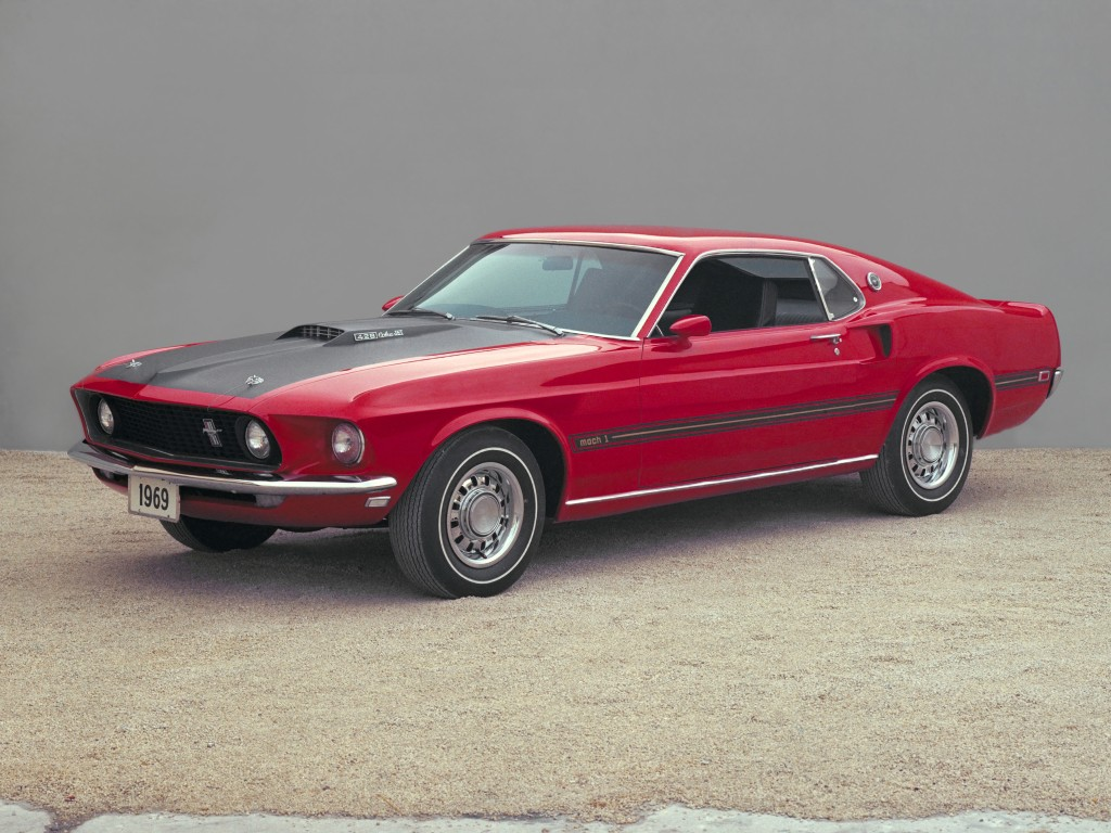 ford revives mach 1 nameplate for electric performance suv autoevolution. Black Bedroom Furniture Sets. Home Design Ideas