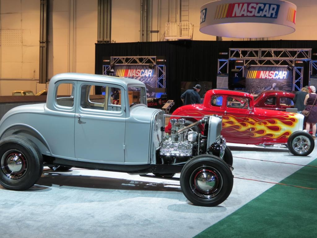 Ford revives the iconic 32 5 window coupe with stamped for 1932 ford 5 window coupe steel body kits
