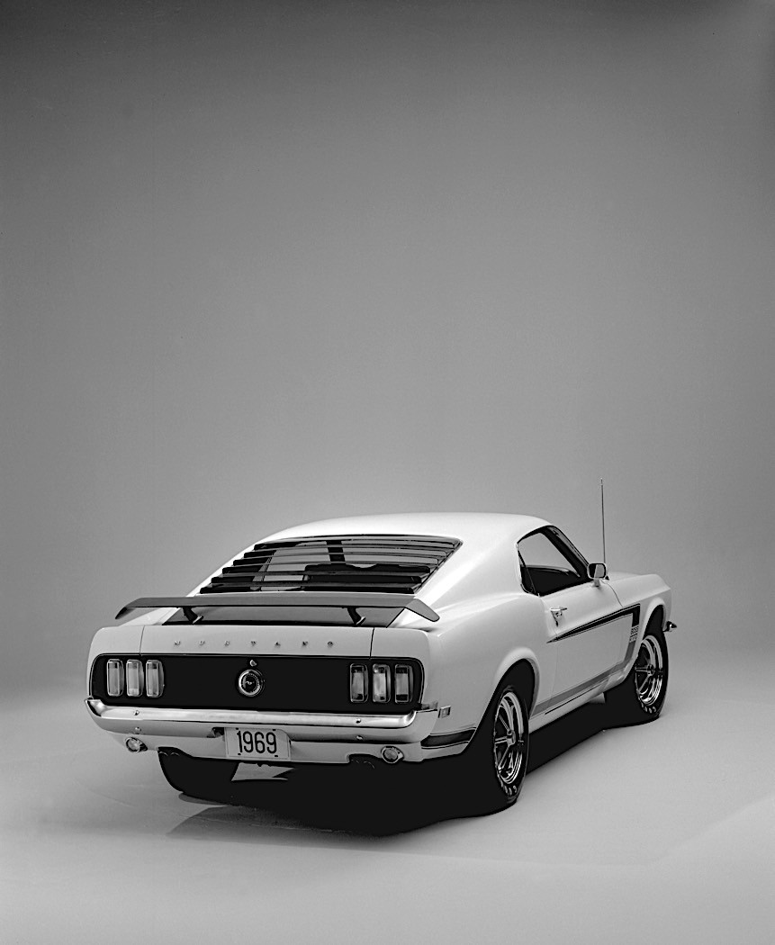 2018 Mustang Boss 429 >> Ford-Sanctioned Mustang Boss 429 to Be Revived for 2018 SEMA Show - autoevolution