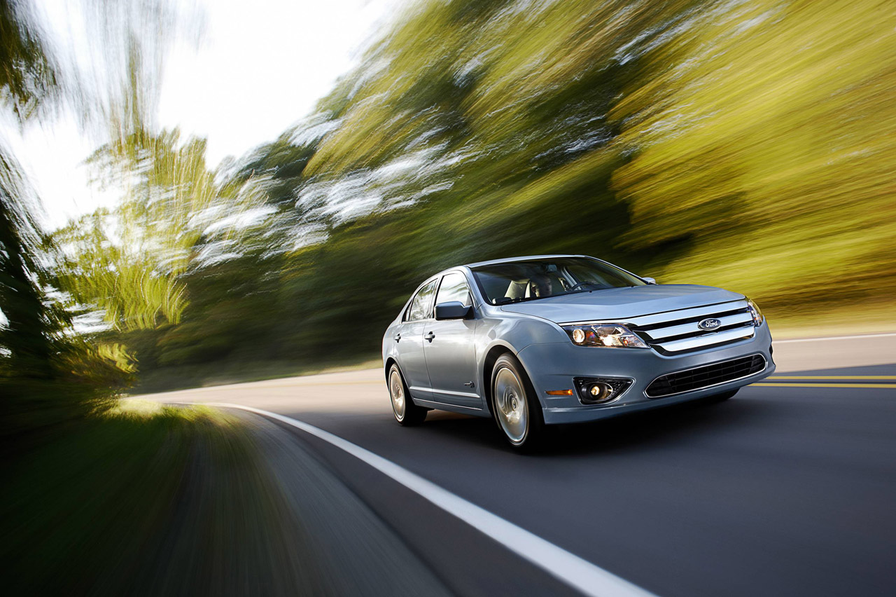 Ford Shows 2010 Fusion And Hybrid In La Autoevolution Fuse Box Diagram