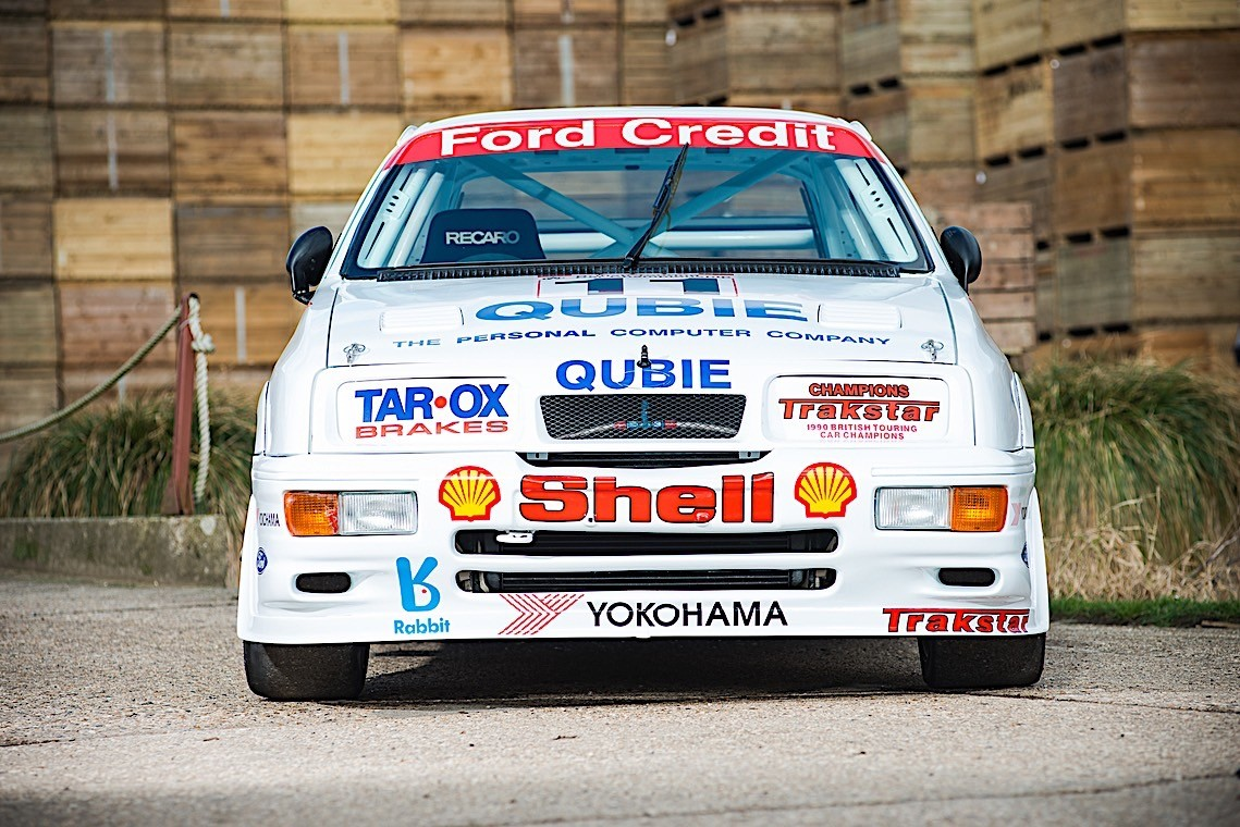 Ford Sierra Cosworth RS500 in 1990s Racing Livery to Sell ...