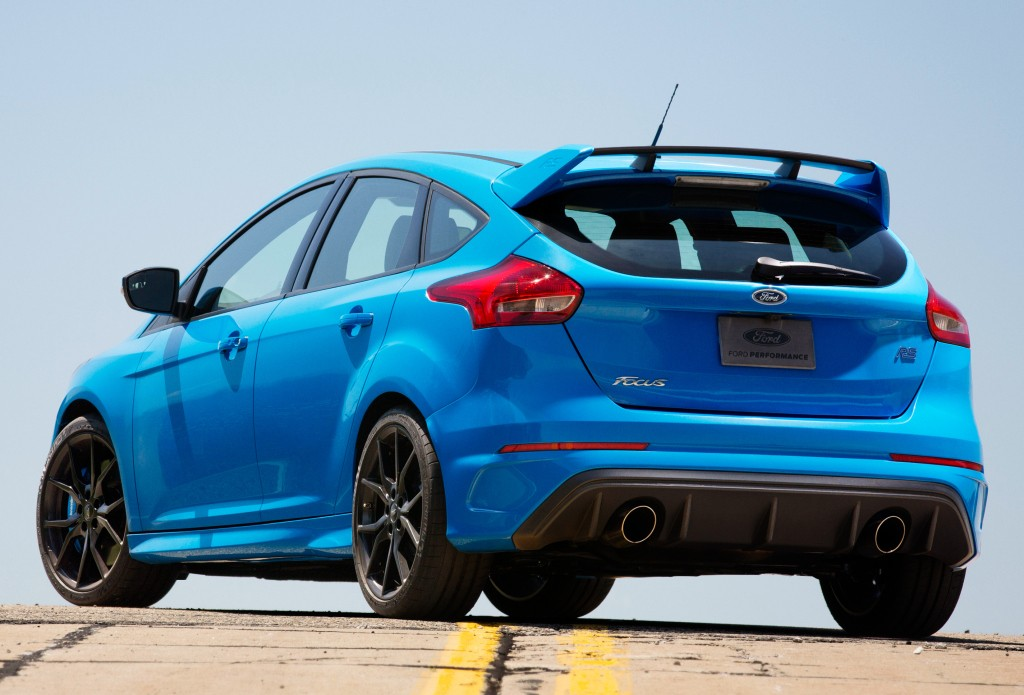 Ford Focus Rs U S Specification