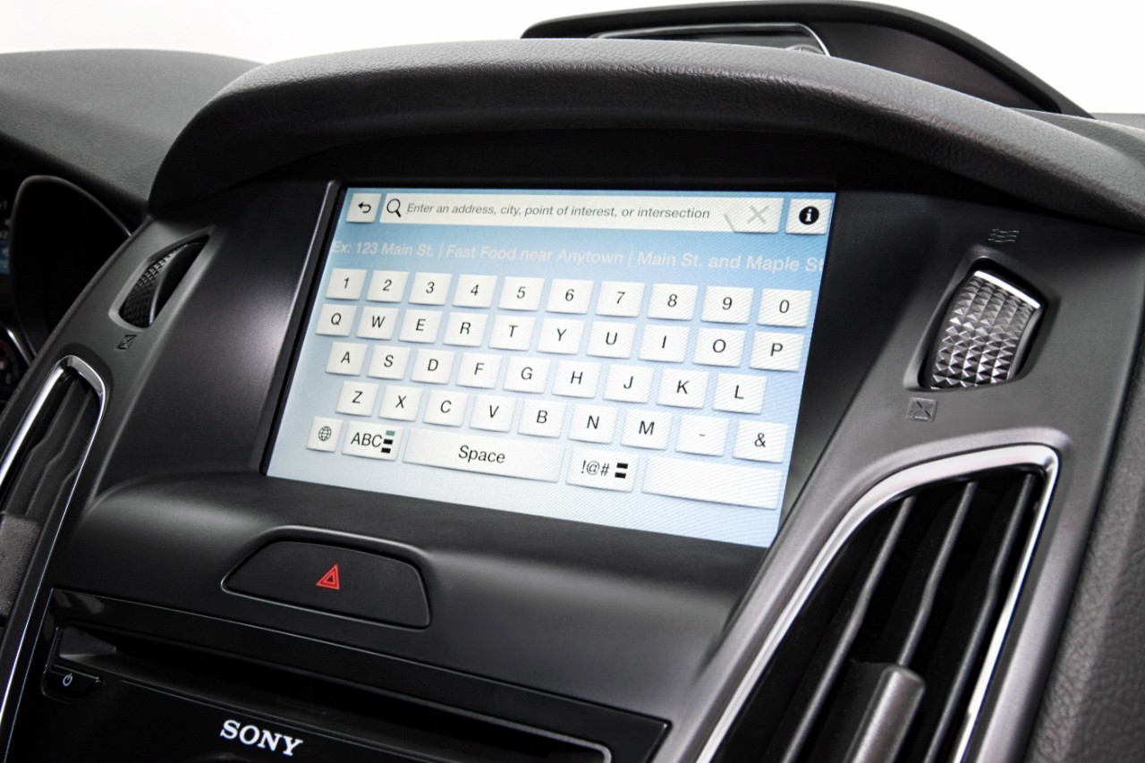 ford sync 3 infotainment to debut on the 2016 ford escape and fiesta autoevolution. Black Bedroom Furniture Sets. Home Design Ideas