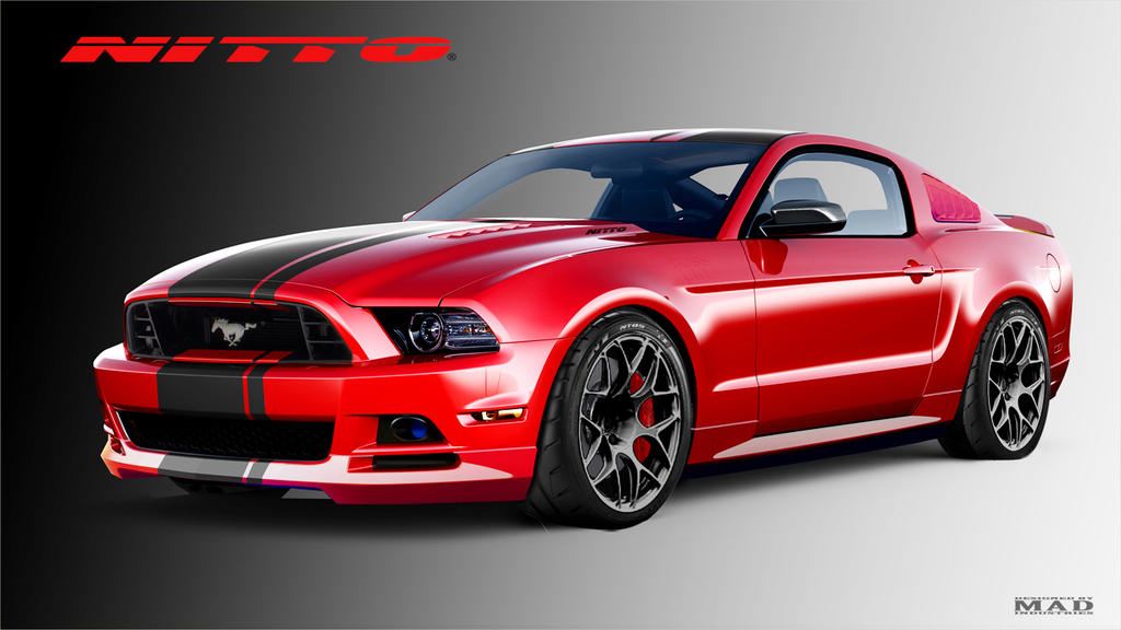 2015 Mustang Ecoboost Modified >> Ford Teases SEMA-bound Mustangs - autoevolution