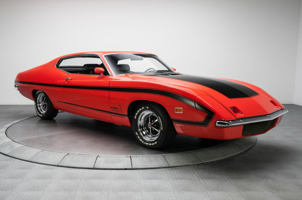 Ford Torino King Cobra Prototype Advertised For 549 900