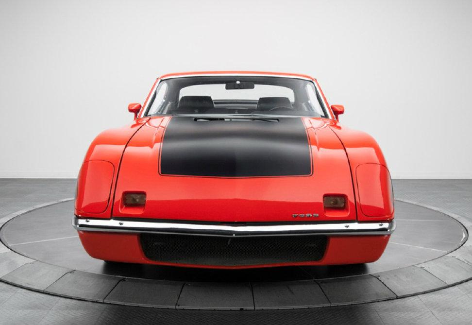Ford Torino King Cobra Prototype Advertised For 549 900