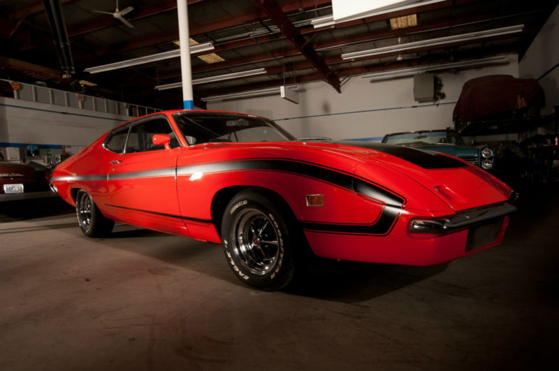 Ford Torino King Cobra Prototype Goes on Sale - autoevolution