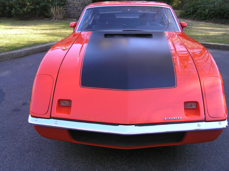 ford torino king cobra prototype goes on sale autoevolution - Ford Torino King Cobra