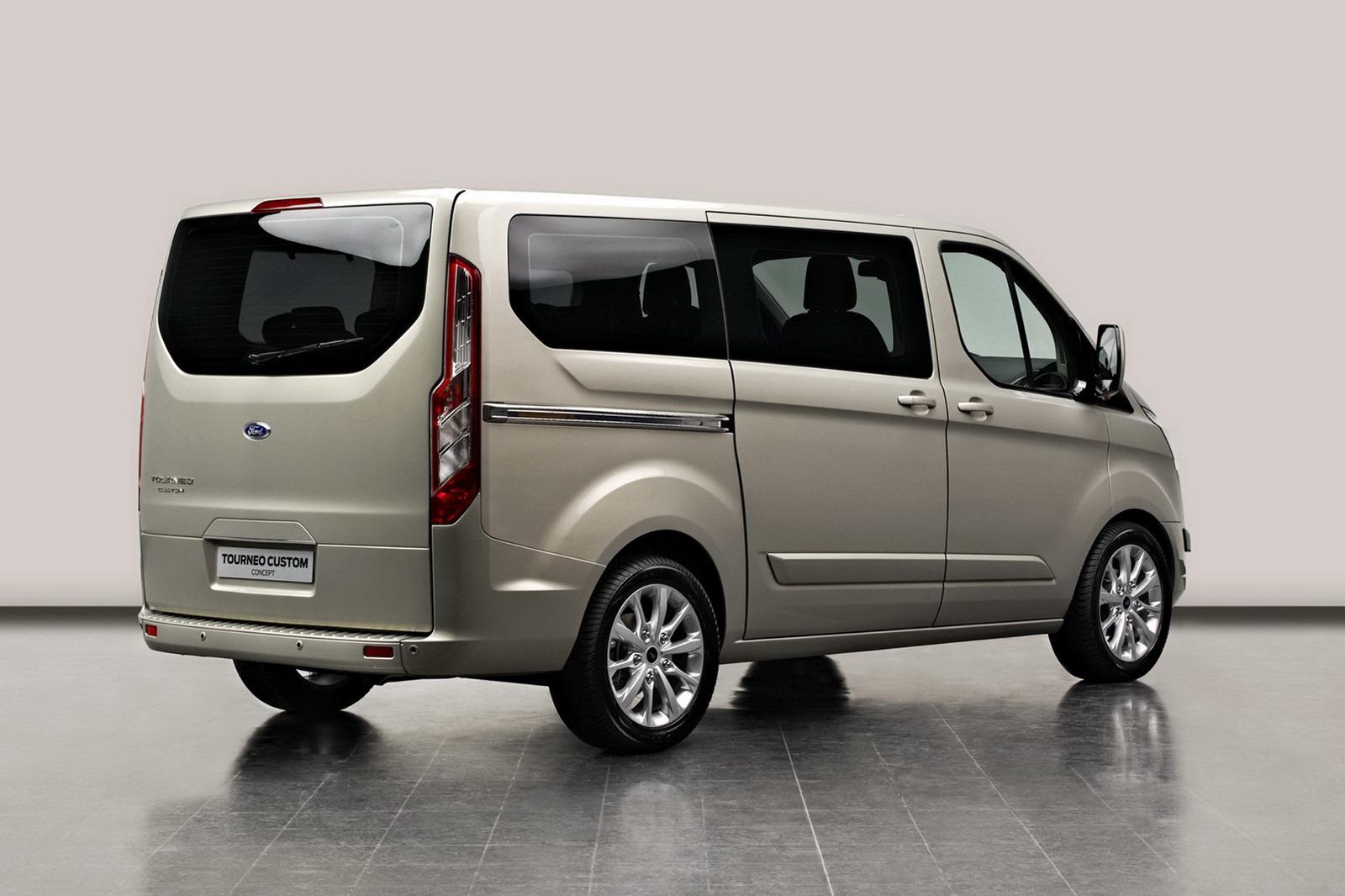 Ford Tourneo Van Concept