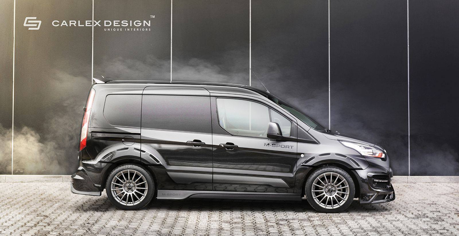 ford transit connect wins international van of the year award autoevolution. Black Bedroom Furniture Sets. Home Design Ideas
