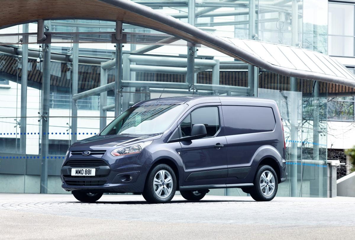 ford transit connect uk prices announced autoevolution. Black Bedroom Furniture Sets. Home Design Ideas