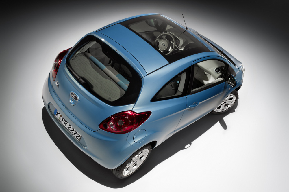 Ford Uk Today Announced Prices Of The  Ka Model With The Basic   Liter Gasoline Powered Engine Version Sold For  Pounds