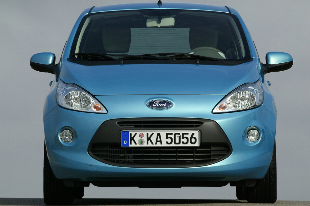 Ford Uk Unveils Ka Prices