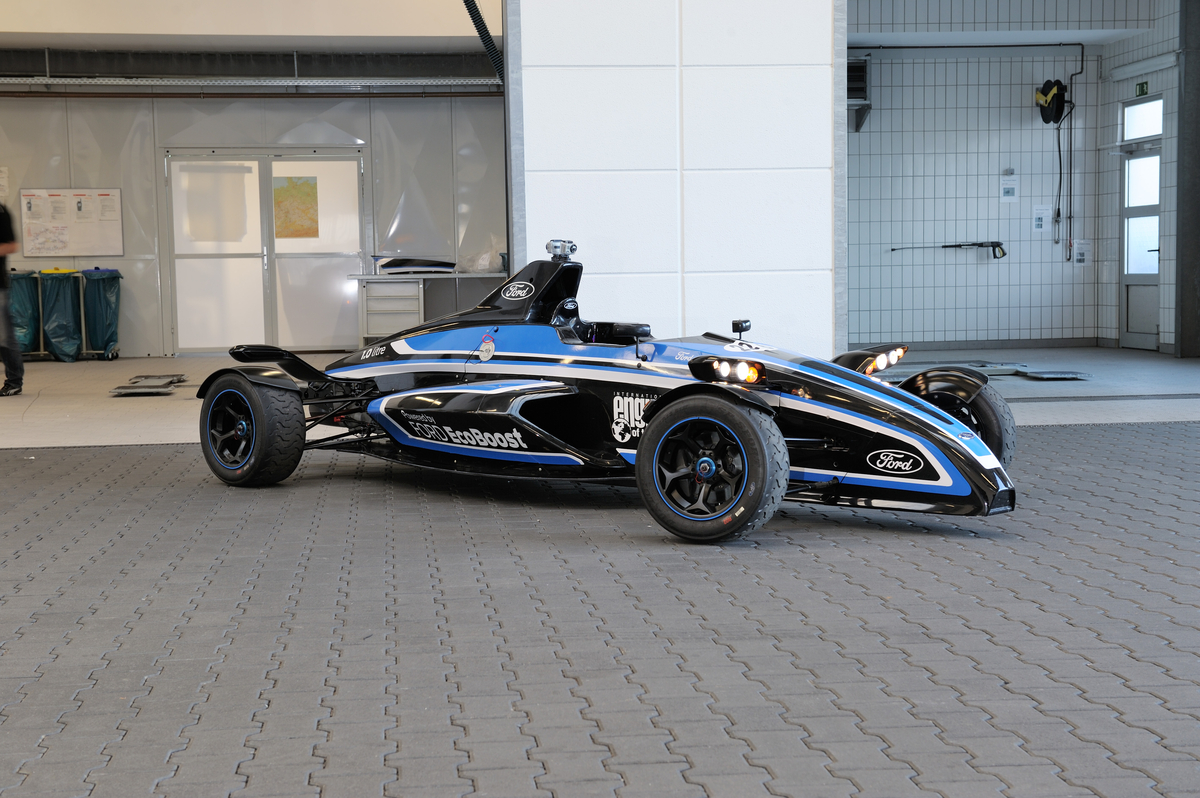 Ford Unveils 205 HP 1.0 EcoBoost Race Car Blasts \'Ring in 7:22 ...