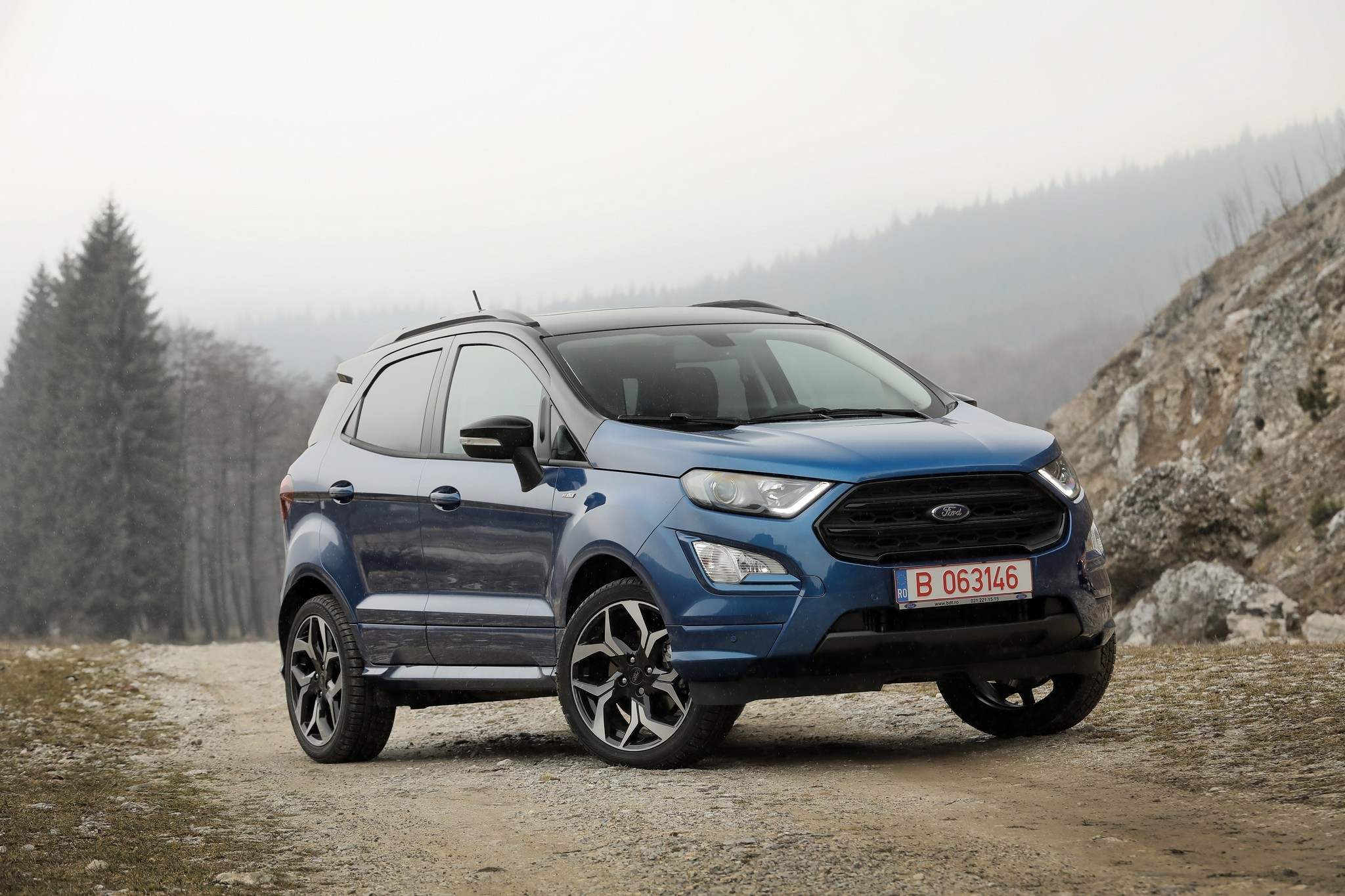 ford yet-to-be-named off-road small suv teased  looks better than the ecosport