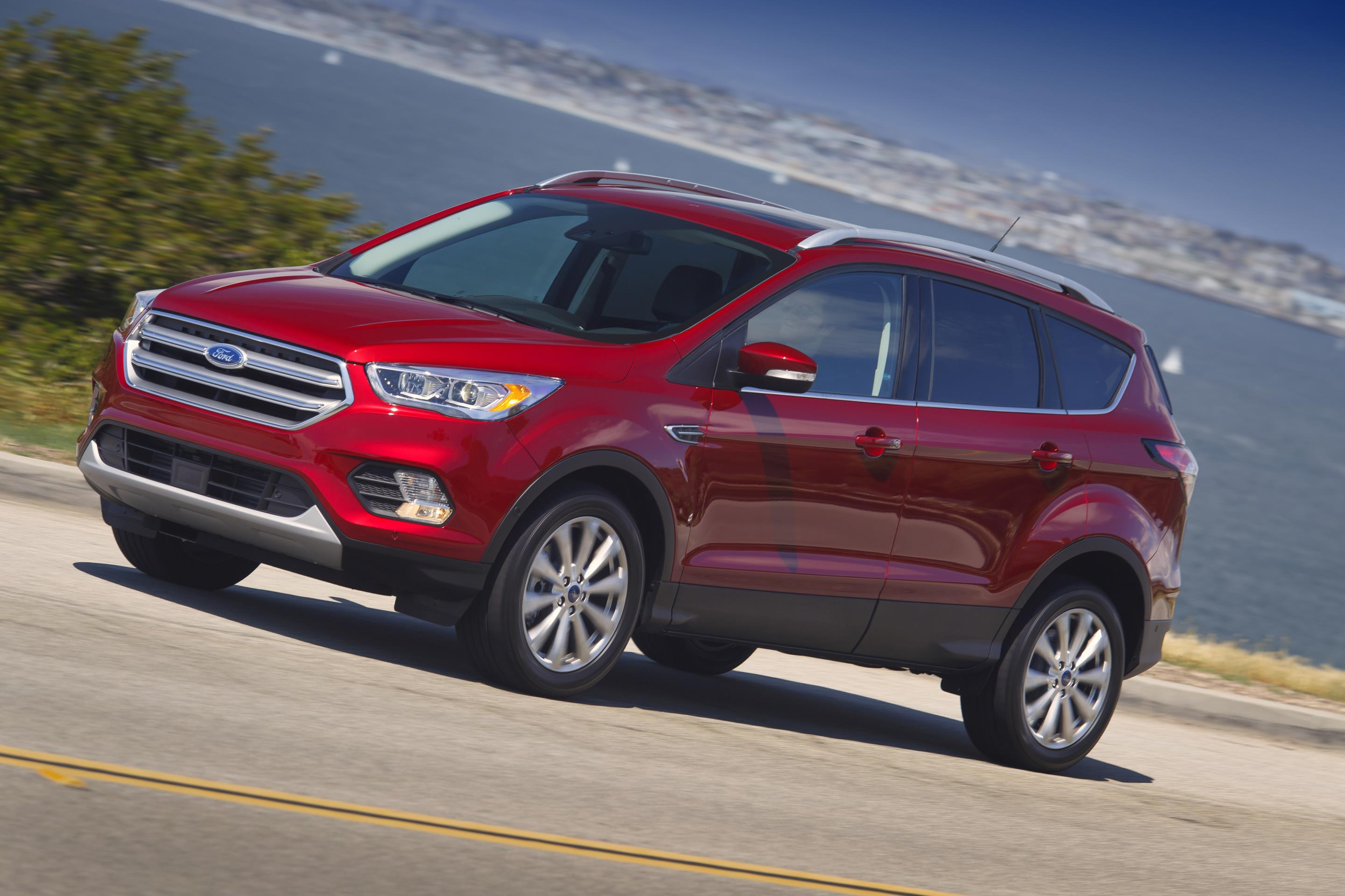 2017 ford escape and fordpass
