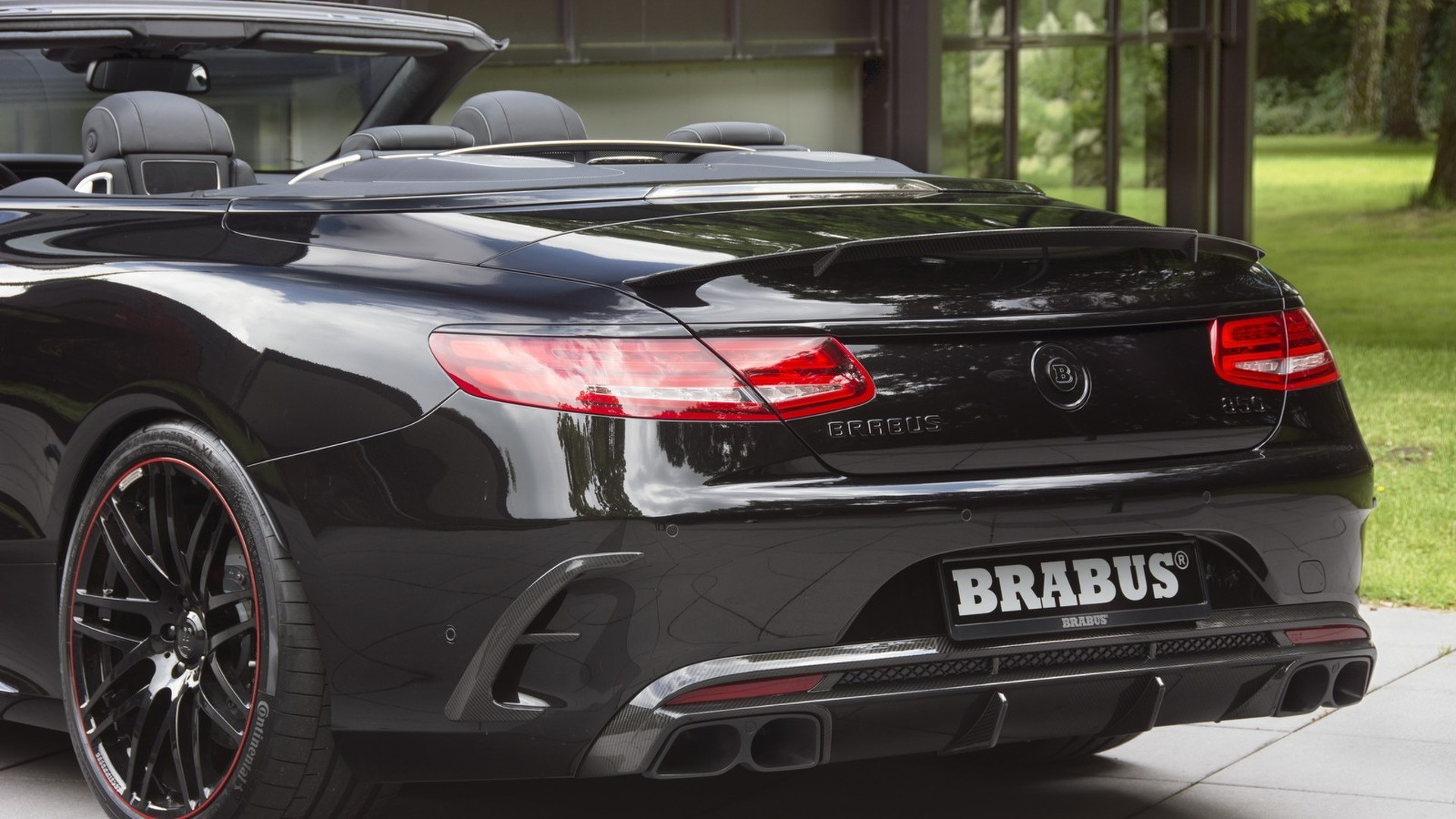 Forget The S65 Brabus Unveils 850 Hp Mercedes Amg S63