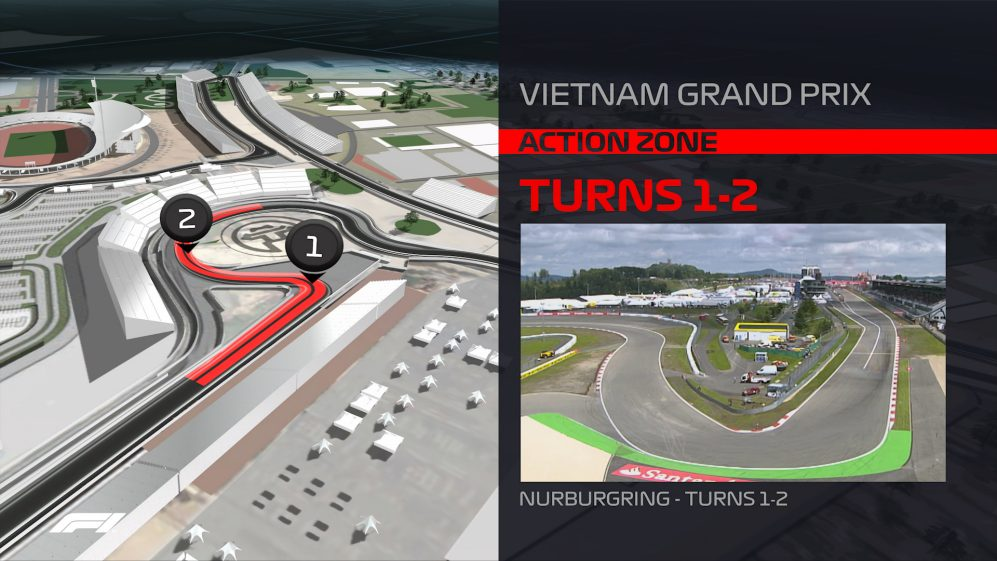 Formula 1 Grand Prix to Take Place in Vietnam from 2020, Circuit Layout Revealed - autoevolution