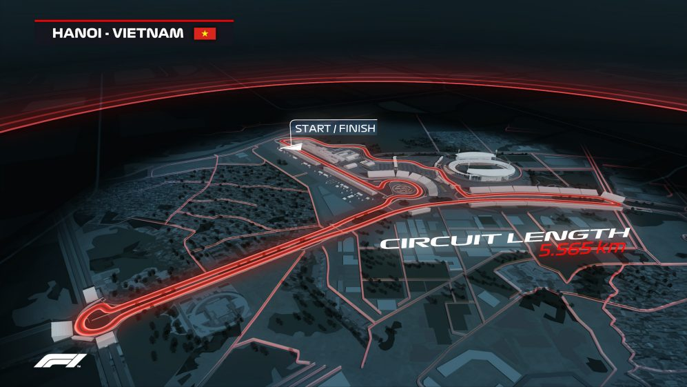 formula 1 grand prix to take place in vietnam from 2020 circuit layout revealed autoevolution. Black Bedroom Furniture Sets. Home Design Ideas