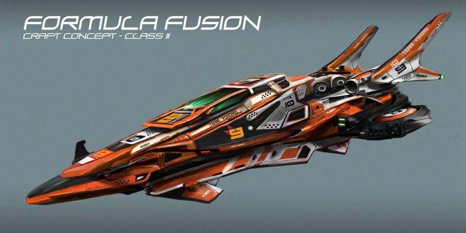 Formula Fusion Racing Game Combines F1 And Star Wars Pod Racing Autoevolution
