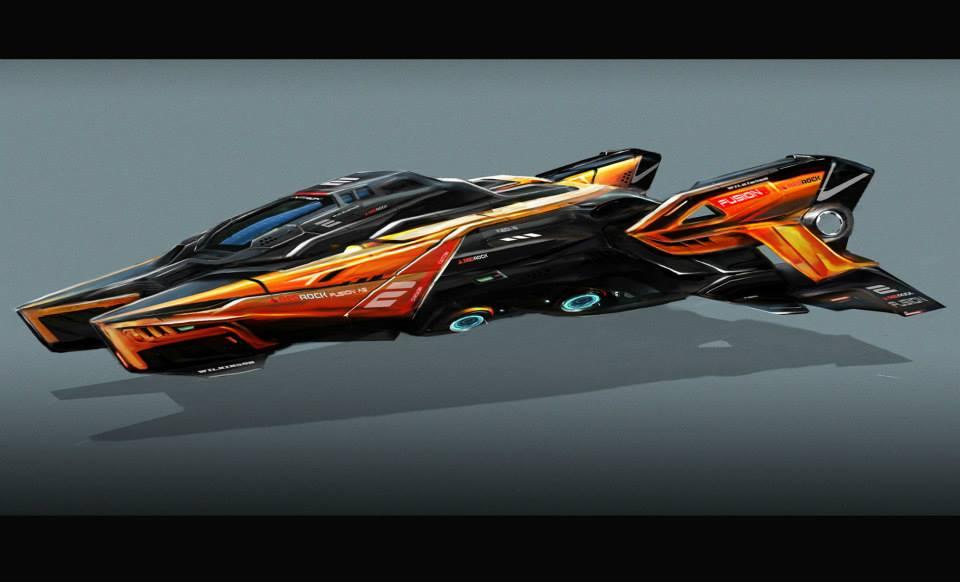 Pod Car Racing Game