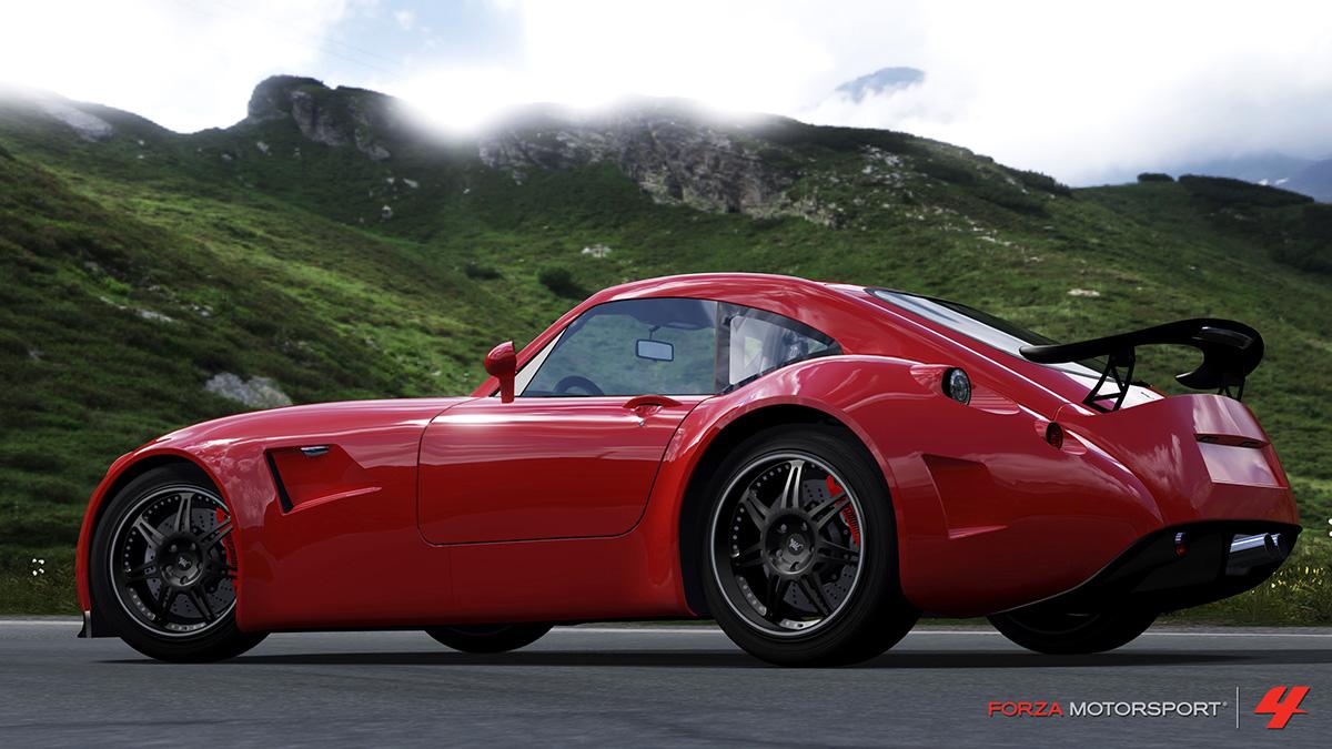 Forza Motorsport 4 April Alpinestars Pack Details