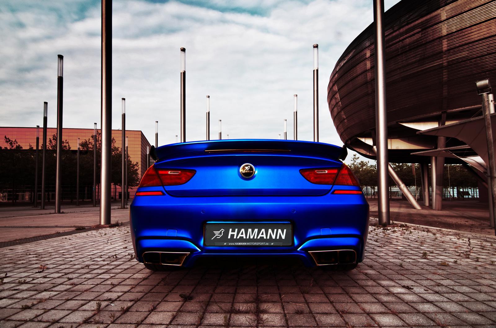 ... Fostla BMW M6 ...