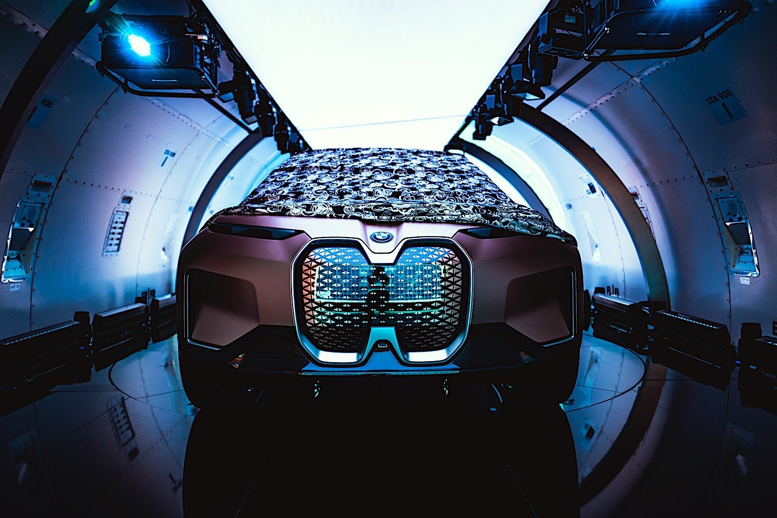 Bmw Inext Vision Ev Shows Up For The First Time In Concept