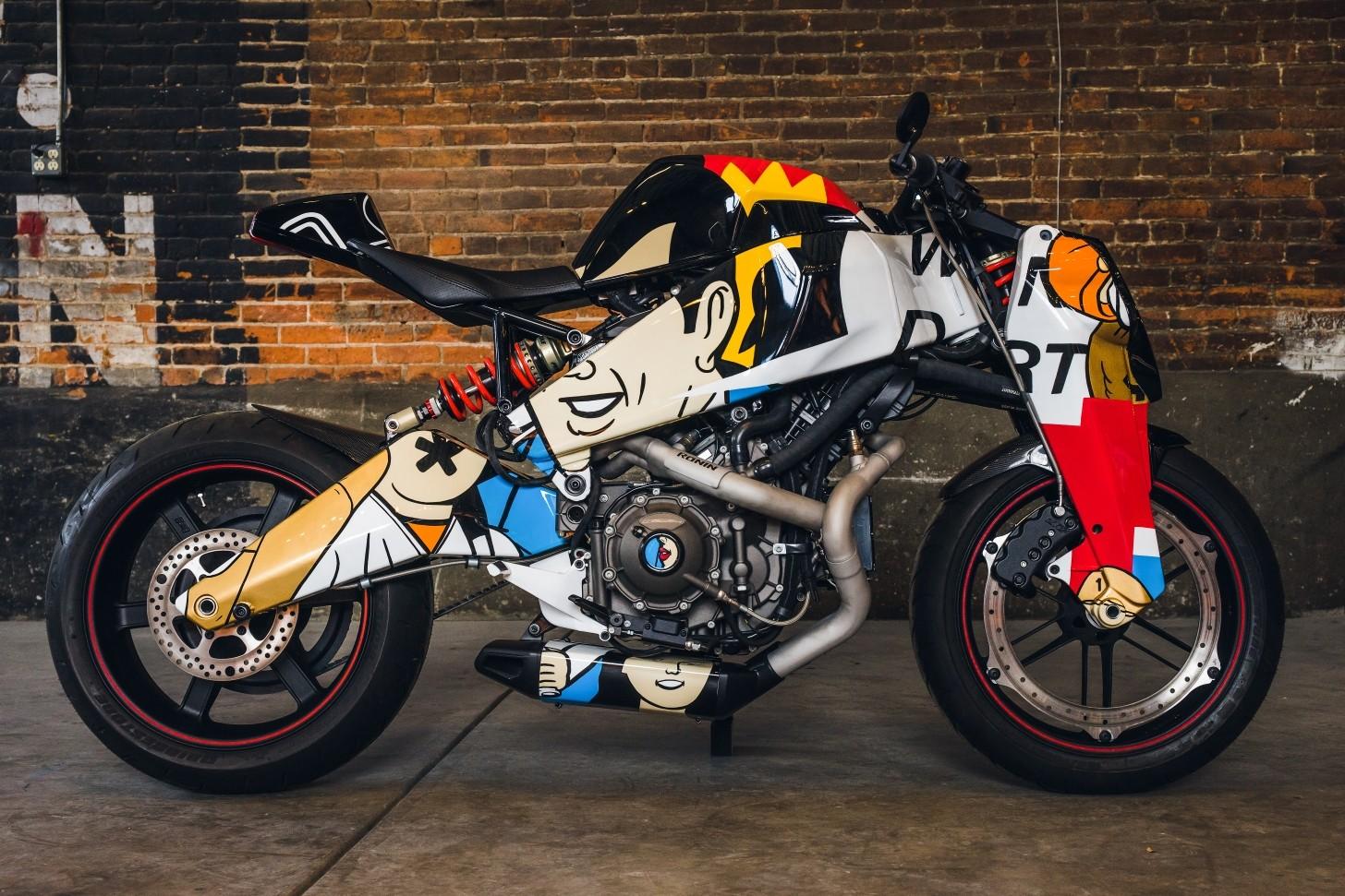 EBR Motorcycles Announces New 2017 Models - autoevolution