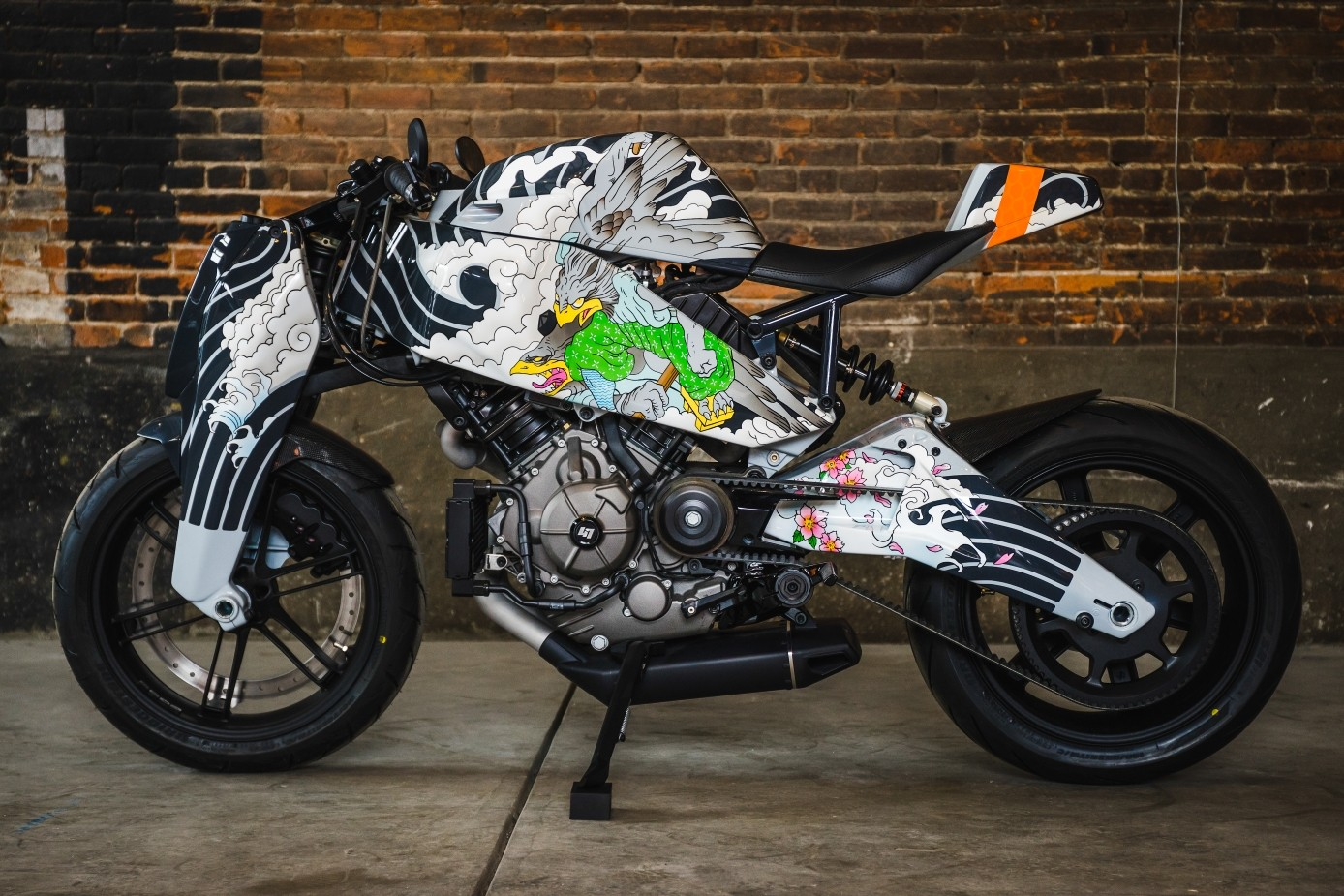 Four More Buell 1125r Ronin Bikes Up For Grabs Autoevolution