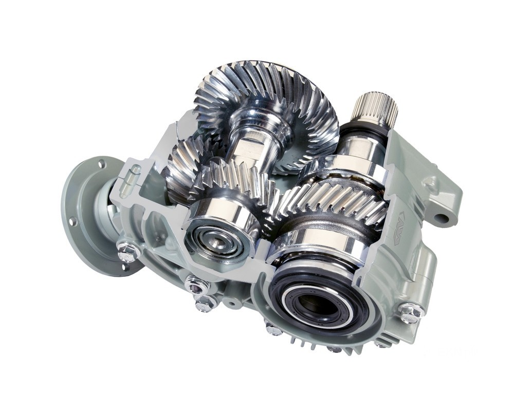 Four Wheel Drive How Gkn Driveline S On Demand 4wd System Works Autoevolution