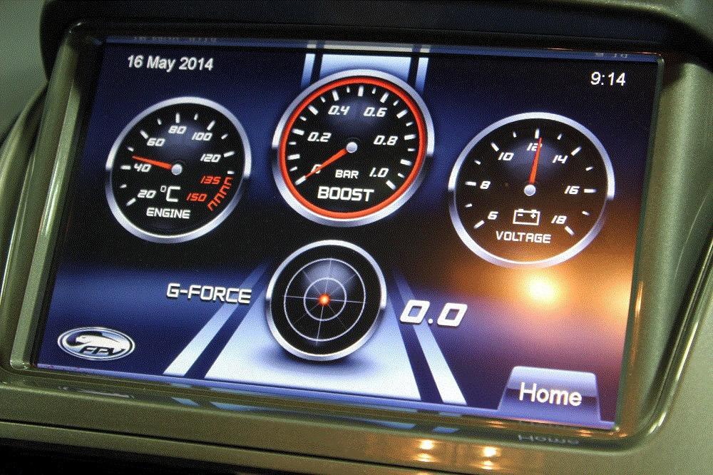Fpv Gt F 351 Further Teased G Force Sensor Confirmed Autoevolution
