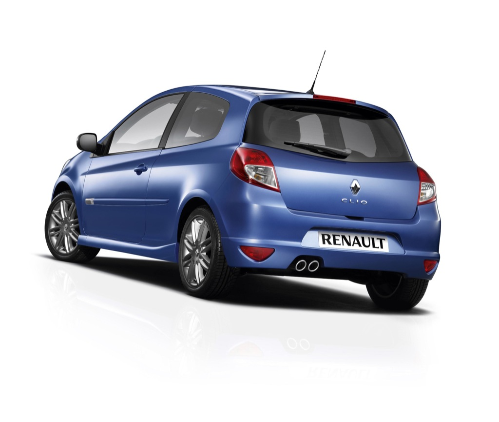 New Renault: France: New Renault Clio To Cost From 12,800 Euros