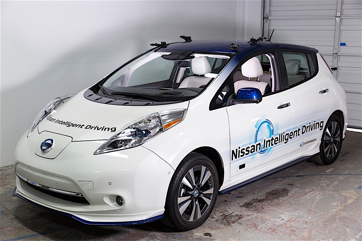 renault nissan to launch more than 10 vehicles with autonomous drive