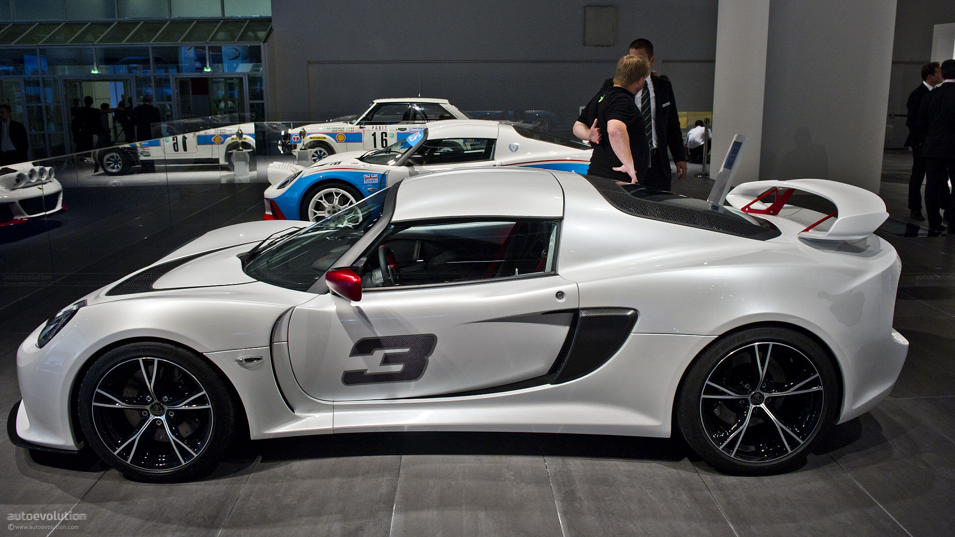 2000 lotus exige gallery hd cars wallpaper 2011 lotus exige s related infomationspecifications weili frankfurt 2011 lotus exige s with 350 hp v6 vanachro Images
