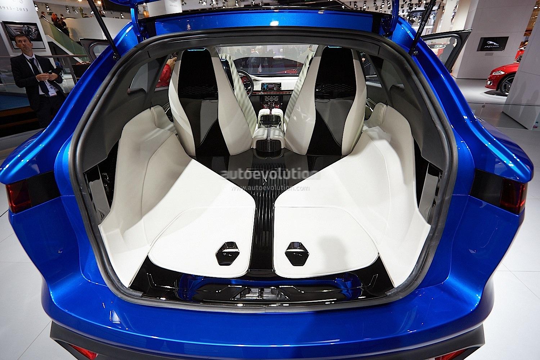 Frankfurt 2013 Jaguar C X17 Crossover Concept Live