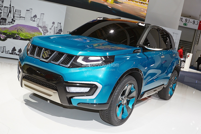 2008 Suzuki iV 4 Concept - Car Pictures