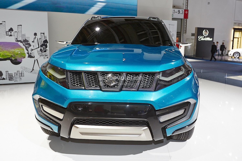 Suzuki Iv